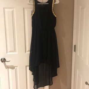 New forever 21 high low dress